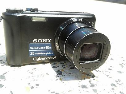 sony cyber shot dsc h55 manual