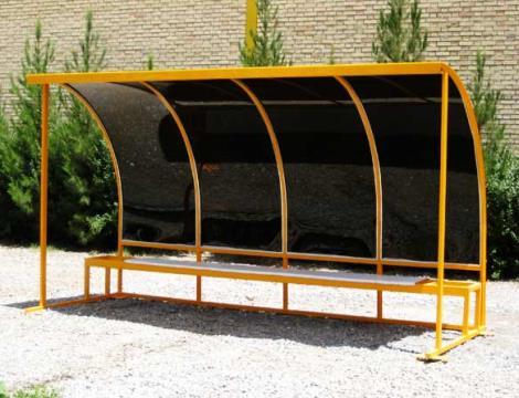 ساخت گلخانه در اتاق شهر24 - تولید مبلمان شهری ، نیمکت ، ایستگاه ، آلاچیق ، سایبان