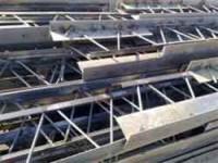 تولید و اجرای تیرچه فلزی (کرومیت) در قم و تهران