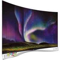 تلویزیون ال ای دی منحنی ال جی LG Curved OLED TV 55EA9800-بانه