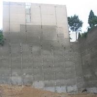 پایدارسازی گود(نیلینگ،آنکراژ)بهسازی خاک(میکروپایل،حفاری و تزریق و ...)