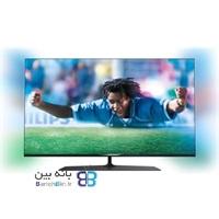 تلویزیون ال ای دی سه بعدی اسمارت 4k فیلیپس PHILIPS LED 3D ULTRA HD 4K SMART TV 49PUS7809-بانه