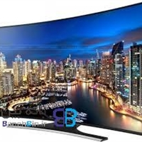 تلویزیون ال ای دی سه بعدی اسمارت 4K منحنی سامسونگ TV LED 3D SMART ULTRA 4K SAMSUNG 55HU7200-بانه
