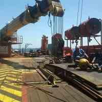 تصفیه آب دریایی برای آب شرب کشتی های باری و مسافر بری با نمونه کار کشتی 1500 تنی