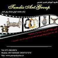 آموزش ساخت مجسمه پلی استر و قالب گیری با سیلیکون با ضمانت خرید تولیدات شما در استان فارس