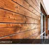 فروش استثتایی ترمو چوب(چوب مخصوص نمای ساختمان)
