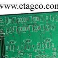 عرش گستر - تولید برد مدار چاپی متالیزه 2 تا 40