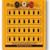 جعبه مقاومت رو میزی RBOX-408: