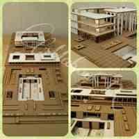 ساخت انواع ماکت های معماری، ساختمانی، عمرانی، صنعتی و تبلیغاتی