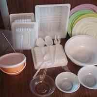 تولیدی ظروف یک بارمصرف و دستمال کاغذی فدک