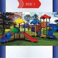 تولید تجیزات بازی پلی اتیلنی پارکی کودکان ویستا صنعت