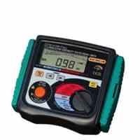میگر- تستر عایق / تستر مقاومت دیجیتال مدل KYORITSU 3007A
