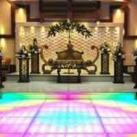 ساخت انواع تابلوLEDوچلنیوم/نورپردازی نما،کف،سقف به صورت گرافیکی/استیج رقص نور تمام رنگ :