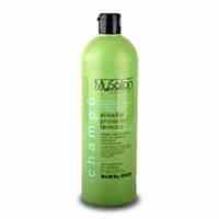 شامپو صاف کننده و مراقبت مو در برابر حرارت