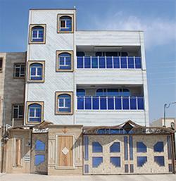 فروش مجتمع سه واحدی  در ویلا شهر اصفهان