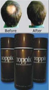 پودر پرپشت کننده مو در 10 ثانیه تاپیک