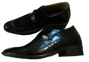 کفش پاشنه مخفی و افزایش قد مردانه