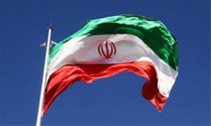 پرچم اهتزاز ایران ( سایز بزرگ )