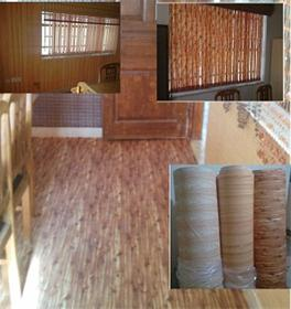 چاپ ترانسفر انواع طرح چوب بر روی منسوجات