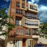 آپارتمان 40 متر با 35 میلیون نقد اندیشه