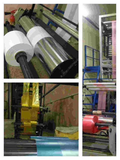 صنایع پلاستیک مجید دستگاه و ظروف یکبار مصرف تولید و یا پخش