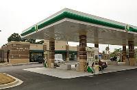 زمین پمپ بنزین جهت ساخت