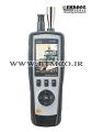 غبارسنج پرتابل دارای دتکتور گاز مدل DT-9880
