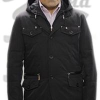 کت اسپرت مردانه کلاهدار مدل کنان