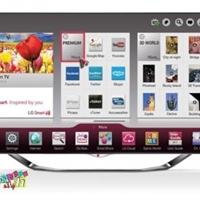 تلویزیون ال ای دی سه بعدی فول اچ دی اسمارت الجی LG LED TV 3D FULL HD 47LA7400
