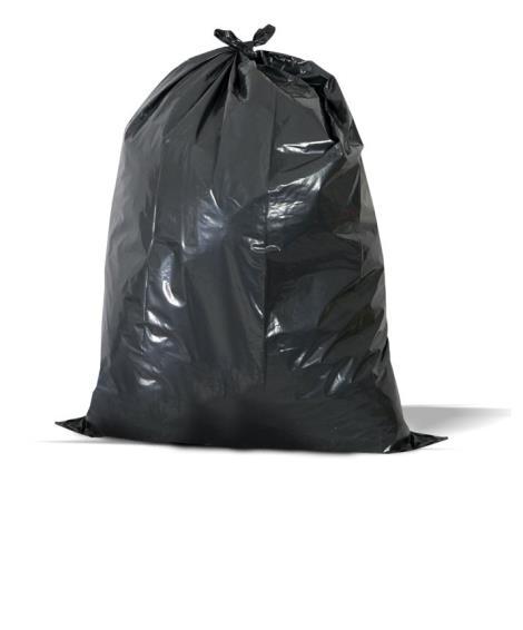 کیسه پلاستیک زباله نایلون و نایلکس
