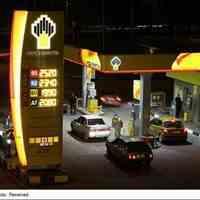 پمپ بنزین 2 منطوره ممتاز ،بافت شهری گیلان