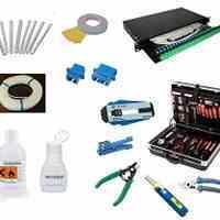 انواع تجهیزات فیبر نوری