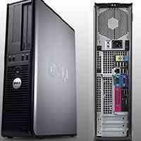 کیس DELL دو هسته ایی DDR3