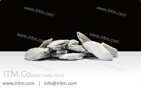 معدن تالک -فروش تالک سبز و سفید کلوخه وپودری