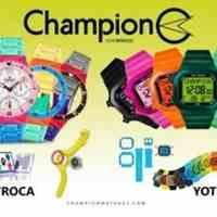 ساعت چمپیون در رنگهای متنوع - ساخت کشور برزیل