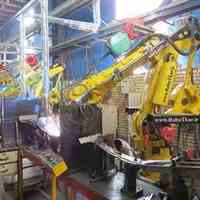 جوشکاری رباتیک (ربات کار)