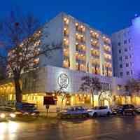 هتل چهار ستاره آسیا