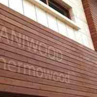BANIWOOD  چوب ترمو   THERMOWOOD
