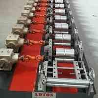 دستگاه رول فرمینگ تولید تیغه کرکره  فوم دار (PU)
