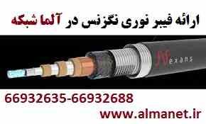 آلما شبکه ارائه کننده فیبر نوری نگزنس
