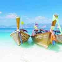 زیباترین ساحل و زیباترین جزیره تایلند