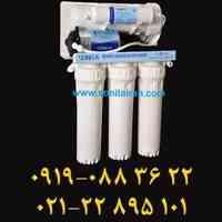 دستگاه تصفیه آب نیمه صنعتی سونیتا جهت تولید و فروش آب آشامیدنی