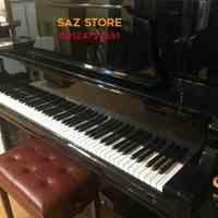 فروش پیانو شومان 123 مشکی براق - سالار غلامی