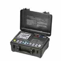 میگر ,تست عایق دیجیتال ۵۰۰۰ ولت مدل MS5215