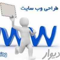 طراحی حرفه ای وب سایت web Design