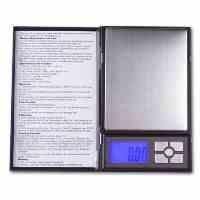 ترازو دیجیتال آزمایشگاهی Notebook 2000g