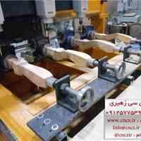سازنده انواع دستگاههای CNC خاص