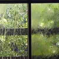 شیشه ساختمان نانو