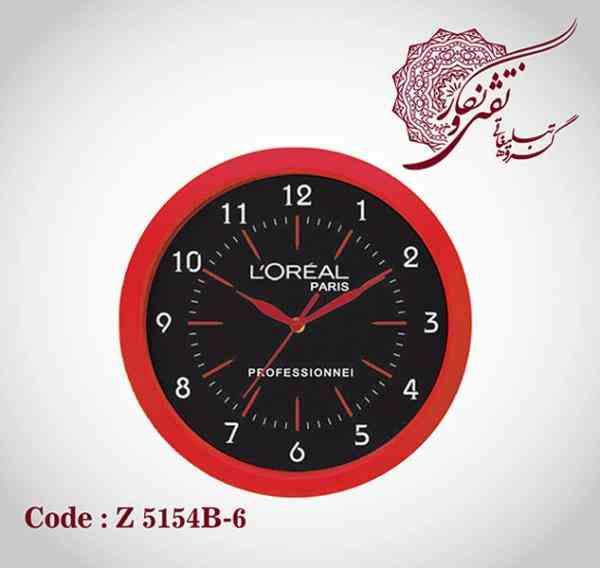 تولید ساعت دیواری تبلیغاتی در کرج