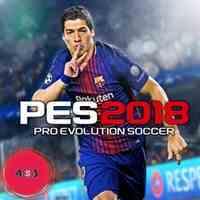 خرید بازی PES 2018 | فروشگاه اینترنتی 4S3